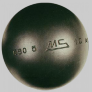 MS ACIER 75mm 680gr