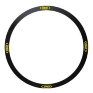 Sort Obut ring