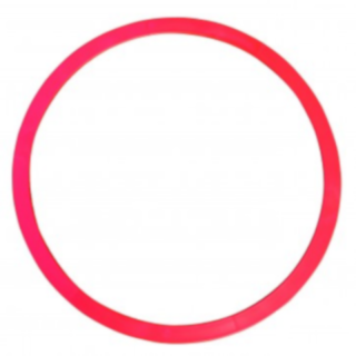 Rød MS ring