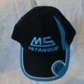Caps MS sort/blå