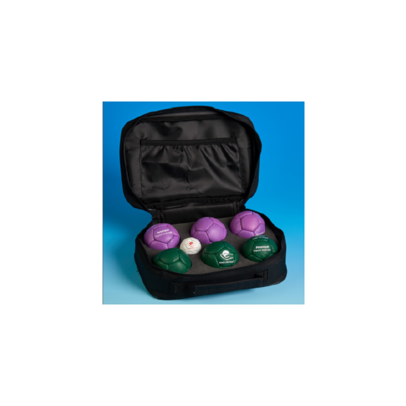 Petanque French Style, 6 balls set