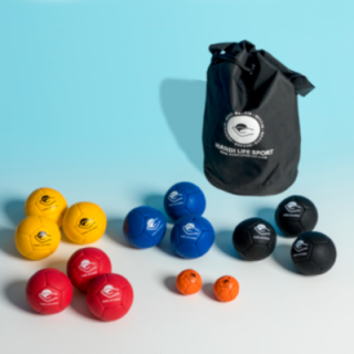 Petanque French Style, 12 balls set