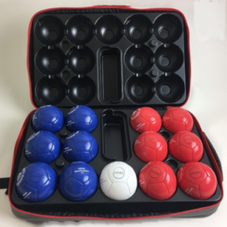 Superior Shine set, 13 balls