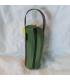 Obut kule veske lær (grønn)