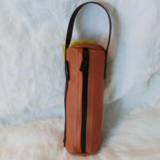 Obut kule veske lær (brun)